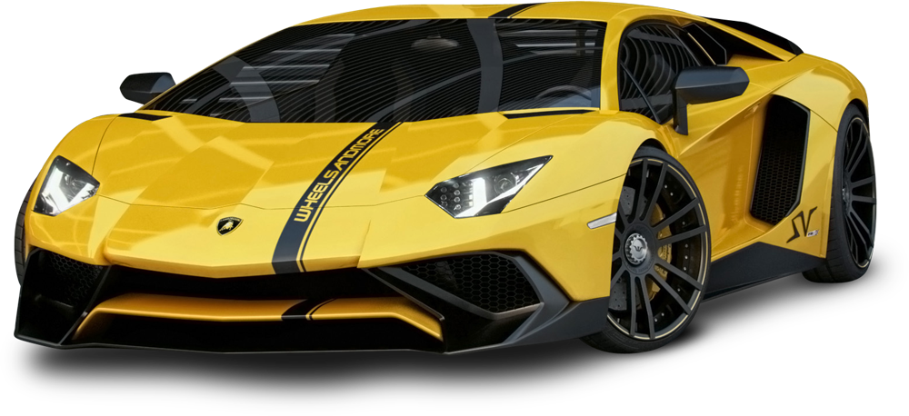 lamborghini-yellow-