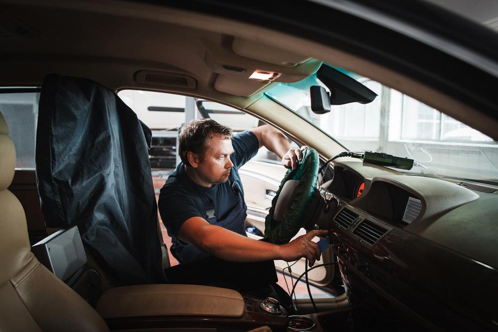 Car wiring
