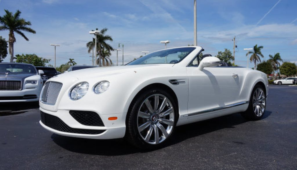 Bentley Newport sound